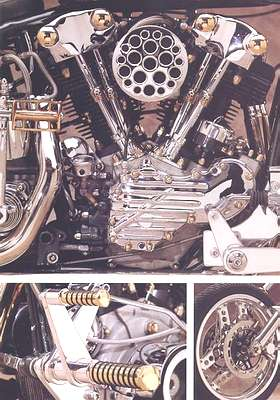 the early harley davidson motorcycle 1940 harley davidson knuckle head